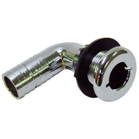 1290cp of TH Marine Supplies Chrome Plated 90 Degree Thru Hull