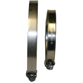 Hose Clamps - 316-Stainless Steel