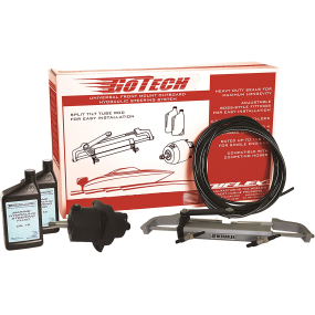 gotech-1-0 of U-flex 1.0 Hydraulic Outboard Steering Kit