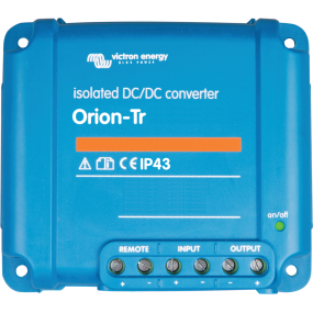 Orion IP43 TR DC to DC Converter - Isolated