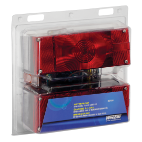 Wesbar Marine Trailer Light Kit