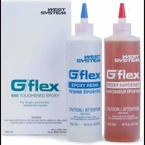 650 G/flex Toughened Epoxy