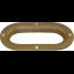 SIZE 0 BRZ HAWSE PIPE 1-9/16X3-1/4IN ID