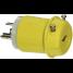 20 Amp 125 Volt Twist-Lock Shore Power Plug 2