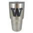 Rambler Stainless Steel Insulated Tumbler - with UW Logo, 20 or 30 oz Sizes 3