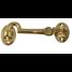 Silent Pattern Cabin Door Hook with Swivel 2