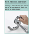 Auto Shackle Type 3 - Manual Release 4