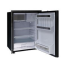 Cruise 130 Clean Touch Stainless Steel Fridge Open