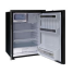 Cruise 130 Clean Touch Stainless Steel Fridge Freezer Open