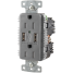 Duplex Receptacle with Dual USB Charging Ports 7