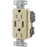 Duplex Receptacle with Dual USB Charging Ports 9