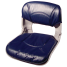 Low Back All-Weather Replacment Seat Cushion - Navy 2