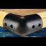 CORNER BLACK BUMPER 10IN WX5INHX10INL