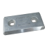 ZINC LG STREAMLINED BOLT-ON ANODE