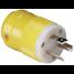 20 Amp 125V Twist-Lock Shore Power Plug & Connector