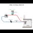 Single Radex Hydronic Heater 2