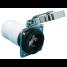 50 Amp 125⁄250V Stainless Steel Easy Lock™ Shore Power Inlet