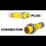 100A 125⁄250V Shore Power Plug & Connectors