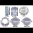 Lenses for Masthead & Stern Lights