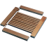 Teak Louvered Door Components