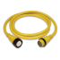50 Amp 125/250V Power Cord Plus Cordsets - Yellow 1