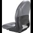 High Back NaviStyle Boat Seat - Charcoal/Gray 2
