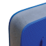 MODULAR FLAT FENDER 24X12X3 BLUE