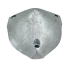 Max-Prop Propeller Anodes - Zinc 2