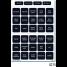 Panel Labels - Square Format, Basic Square Format Label Kit (30 Labels)