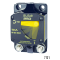 Series 187 Surface Mount Thermal Circuit Breaker, 200A