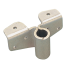 Heavy Duty Angle Mount Oarlock Socket