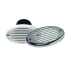 Drop-In Hidden Electric Horn - White with SS Grill 2