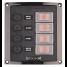 Splash Garde Rocker Switch Fuse Panels