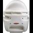 Elite Helm Seat High Back Boat Seat - White Shell - White Cushion 3