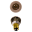 Magnum LED Double Contact Bayonet Bulb - Indexed 3