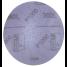 Hookit Film-Backed Clean Sanding Purple Discs - 360L 2