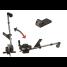 1073 Laketroller Manual Mini Downrigger - Bracket Mount 2