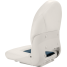 High Back NaviStyle Boat Seat - White/Blue 3