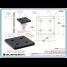 Burnewiin SC1036 Adapter Plate for Scotty Downriggers 2
