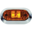 "2-1/2"" LED Oval Sidemarker/Clearance Light"