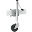 Bolt-On Swing-Away Side Wind Jack - 1500 lb