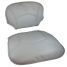 ALL WEATHER CUSHIONS GRAY