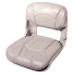 Low Back All-Weather Replacment Seat Cushion - Gray 2