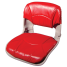 Low Back All-Weather Replacment Seat Cushion - Red 2