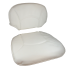 ALL WEATHER CUSHIONS WHITE