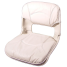 Low Back All-Weather Replacment Seat Cushion - White 2