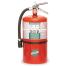 Clean Agent 11 lb Portable Fire Extinguishers - Class 1-A:10-B:C