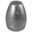 Spare Propeller Anode - Zinc