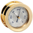 Polaris Brass 12/24 Clock & Barometer Set 2