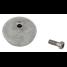 Bow Thruster Aluminum Anode 2